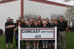 Comcast Urethane Team